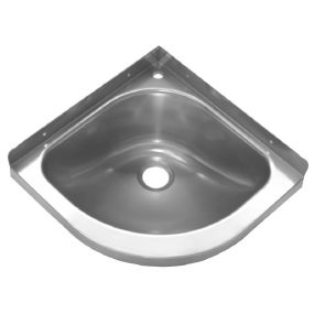 Bac inox sp cialiste de lavabos d 39 angle en inox for Bac inox professionnel
